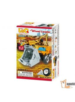 "LaQ ""Hamacron Constructor - Mini Wheel Loader"""