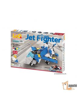 "LaQ ""Hamacron Constructor ""Jet Fighter"""