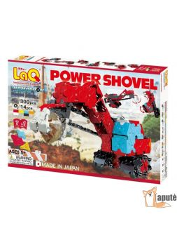 "LaQ Hamacron Constructor ""Power Shovel"""