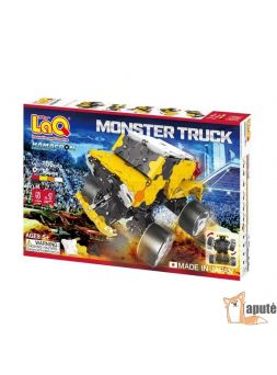 "LaQ ""Hamacron Constructor - Monster Truck"""