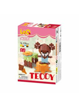 "LaQ ""Sweet Collection ""Teddy"" konstruktorių rinkinys (175 el.)"