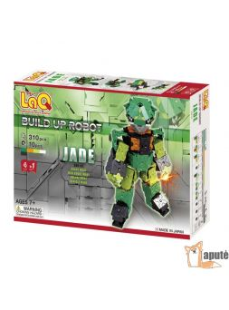 "LaQ ""Build Up Robot ""Jade"" rinkinys"