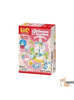 "LaQ Sweet Collection ""Princess Garden"" rinkinys"
