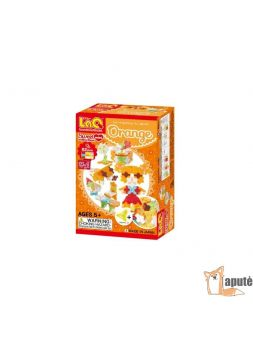 "LaQ Sweet Collection ""Mini Orange"" rinkinys"